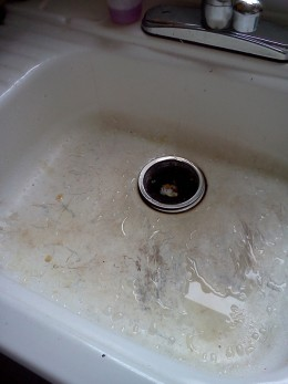 Step 6: Enjoy an unclogged kitchen sink!