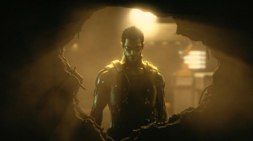 Adam Jensen - 'Deus Ex: Human Revolution'