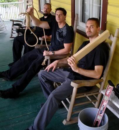 The Ghost Adventures crew