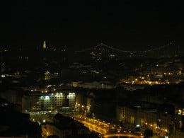 I would have never had this view of Lisbon without Couchsurfing