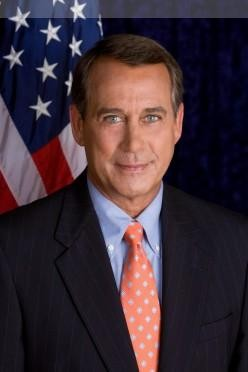 John Boehner Bails on Debt Ceiling Talks