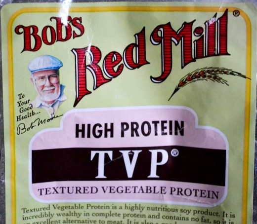 Vegetarian Meat Replacement