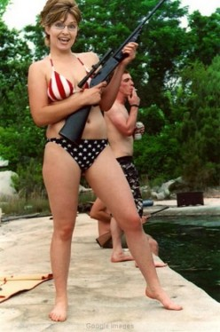 Is Smoking Hot Sarah Palin A Conservative Republican Presidential Candidate
