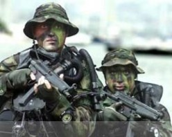 Search for New Navy Seals