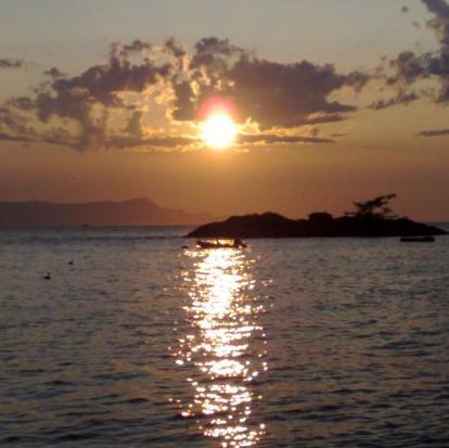 Sunset Cove, Sunshine Coast, BC Canada