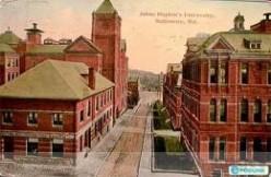Applying to Johns Hopkins University