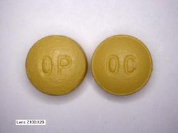 Oxycodone (Oxycontin)