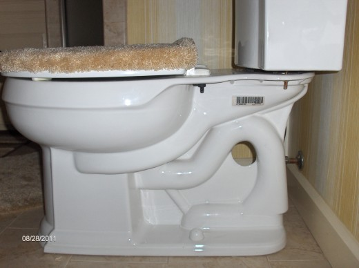 Koller  High Efficiency toilet