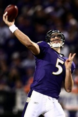 Flacco is a key part to the success of the Ravens
