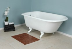 All About Clawfoot Bathtubs