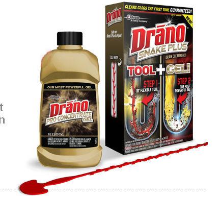 Drano Snake Plus Kit