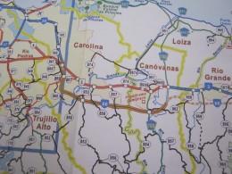 Route #66 Carolina, Puerto Rico to Canovanas, Puerto Rico
