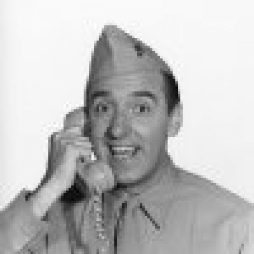 """JIM """"GOMER PYLE"""" NABORS, was not a sidekick to Goober Pyle, but his own man in Mayberry. He pumped gas, went on errands, and was good to people."""