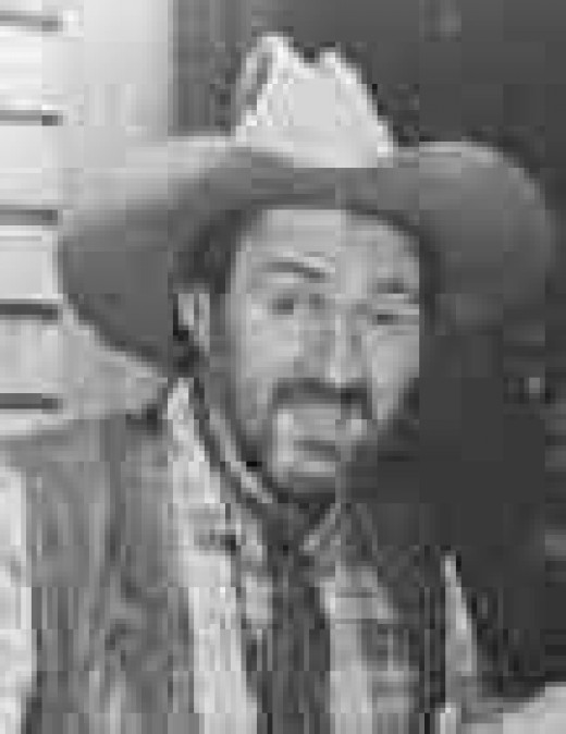 """THE LATE PAT BUTTRUM was also in many of the Roy Rogers movies as """"Froghouse Mills,"""" a vagabond, trader, but all-around good old sidekick."""