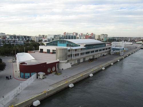 Cruise Terminal 3