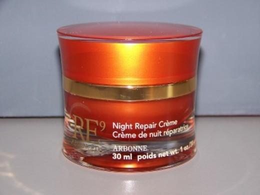Night Repair Creme, Step 6