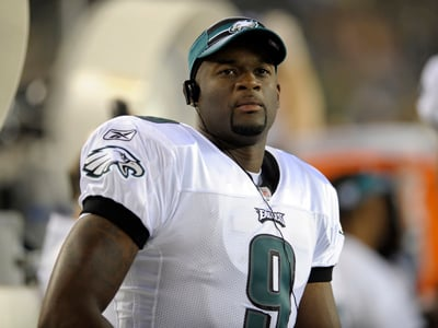 QB Vince Young could get a starting job once again