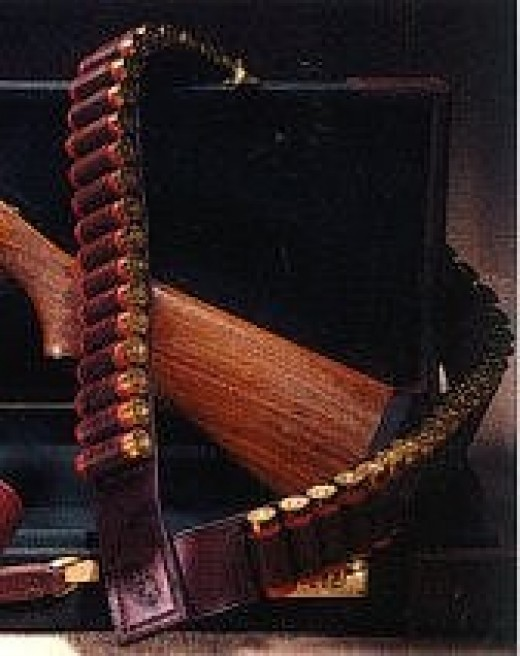 The Ultimate Bandolier by Coyote Leather Company