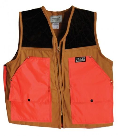 Briar-Proof Hunting Vest
