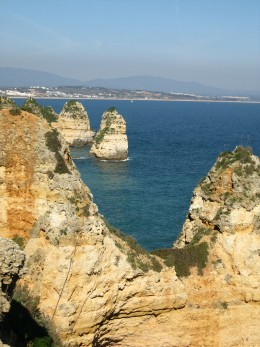 and to the Algarve coast in Portugal (have I sold you yet?)