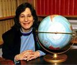 Dr. Susan Solomon.  Image courtesy NASA.