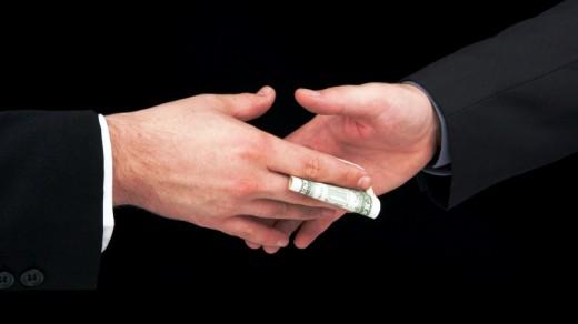 "Don Mashak asks: ""Is this Bribe Harmless?"""