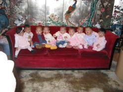 Chinese Adoption Poem:  Nine Little Girls from China