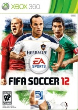 FIFA Soccer 12 release for XBox