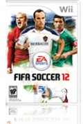 FIFA Soccer 12 release for Nintendo WII