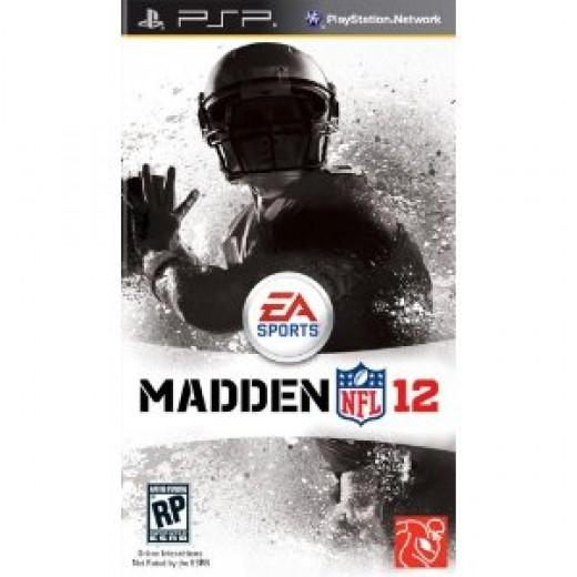 Madden NFL 12 release for PSP