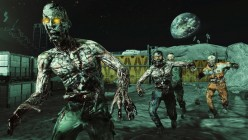 Call of Duty Black Ops Zombies Moon: Rock Strategy by the Teleporter & Mule Kick Perk
