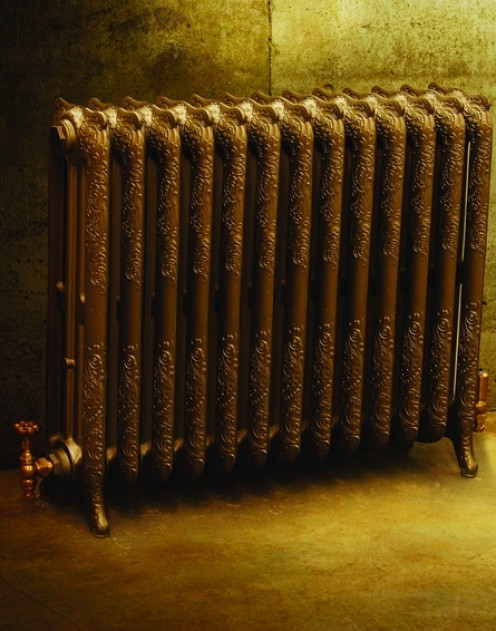 Rococo Cast Iron Radiator by American Radiator Company of Chicago