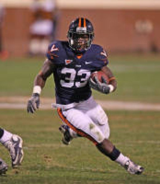 RB Perry Jones (Virginia)