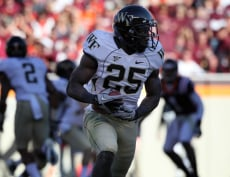RB Josh Harris (Wake Forest)
