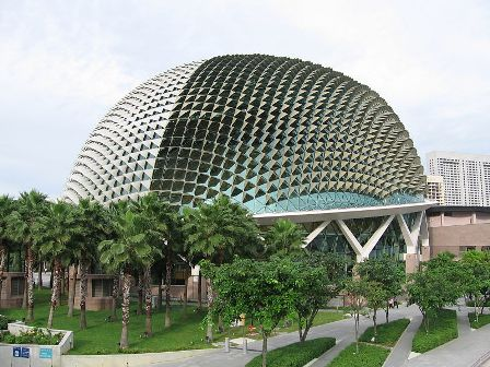 "The Esplanade, a.k.a. ""The Durian"""