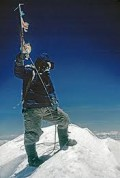 "HE Mr.EDMOND HILLARY BORN FOR BRAVERY ON TOP OF MOUNTAIN EVEREST.HE ALONG WITH TENZING WERE THE FIRST TO CLIMB EVEREST MOUNTAIN IN THE WORLD.hE IS NOW ""Sir Edmond Hillary""."