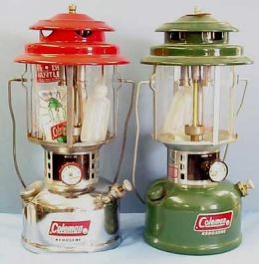 Coleman Liquid Fuel Lantern