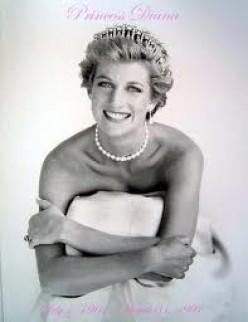 Goodbye, England's Rose -- 16 Year Anniversary of Princess Diana's Death