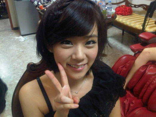 beautiful Han Seung Yeon