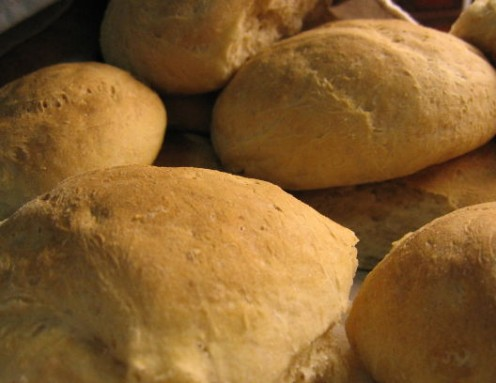 Bread is very high in carbohydrates