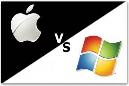 Mac OSX vs Windows