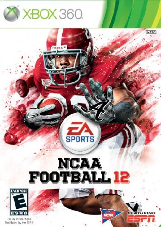 Electronic Arts NCAA Football 12