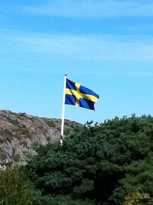 The Swedes, weird people?