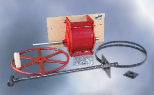 Complete hardware kits are available at http://www.cottagecraftworks to build your own single or double tub cider press with apple grinder.