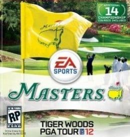 Tiger Woods PGA TOUR 12: The Masters game