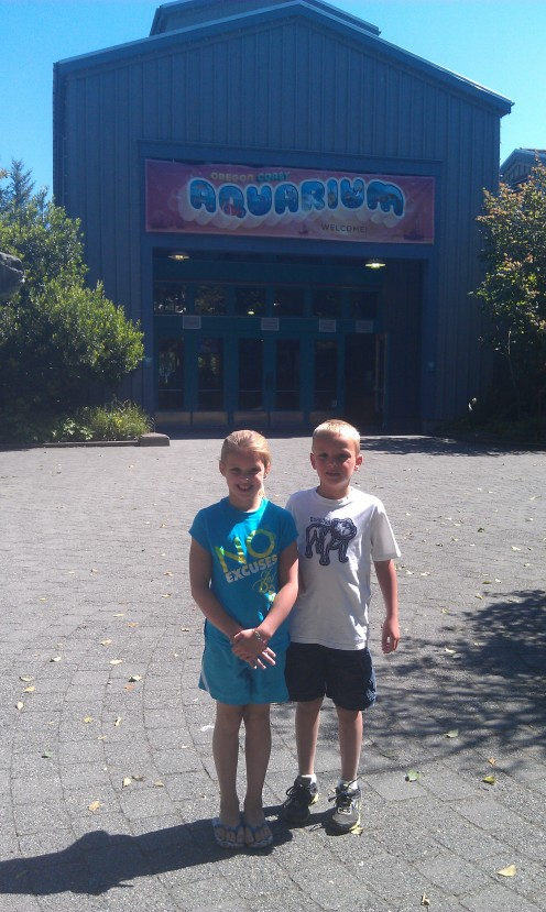 Ready to visit the Oregon Coast Aquarium