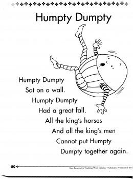 Writing a rhymed verse poetry