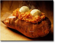 Baked Sweet Potato Recipe-Magic With Brown Sugar and Cinnamon
