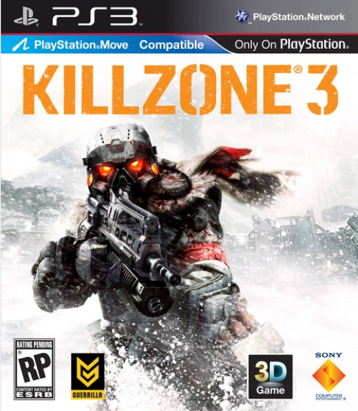 PlayStation Killzone 3
