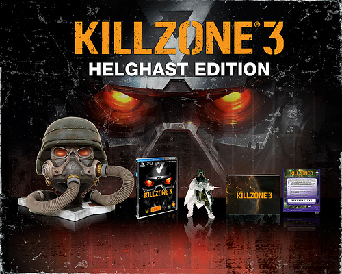 PlayStation Killzone 3 Helghast edition